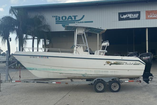1996 Sea Cat 215 SL1 - For Sale at Marrero, LA 70072 - ID 195978