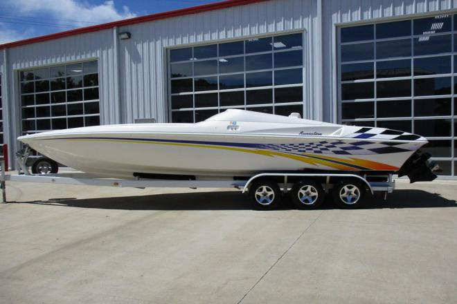 2000 Sunsation 32 Dominator - For Sale at Osage Beach, MO 65065 - ID 195994