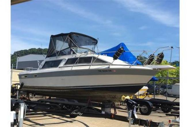 1985 Silverton 29 - For Sale at Pittsburgh, PA 15122 - ID 196060