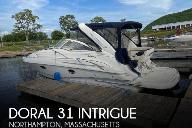 2004 Doral 31 Intrigue - For Sale at Northampton, MA 1060 - ID 195866
