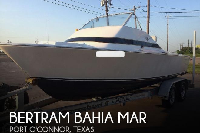 1966 Bertram Bahia Mar 20 - For Sale at Port o Connor, TX 77982 - ID 195704