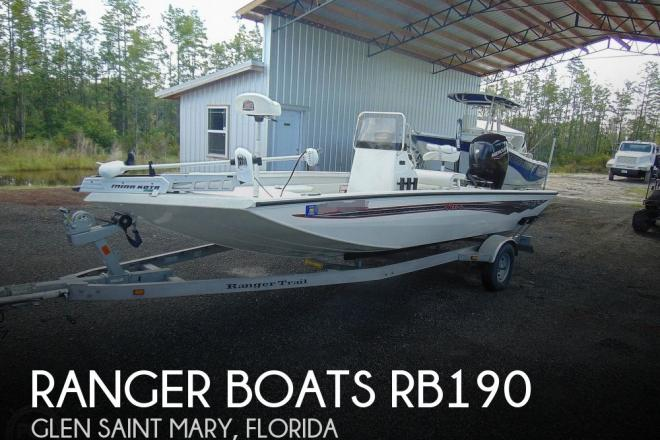 2020 Ranger RB190 - For Sale at Glen Saint Mary, FL 32040 - ID 195317