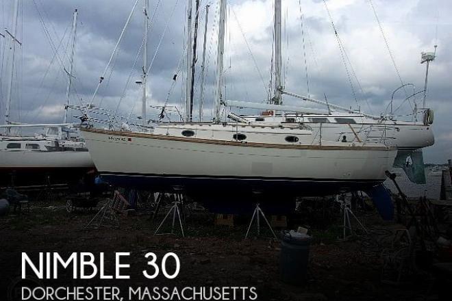 1987 Nimble 30 - For Sale at Dorchester, MA 2125 - ID 192824