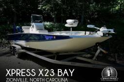 2017 Xpress X23 Bay