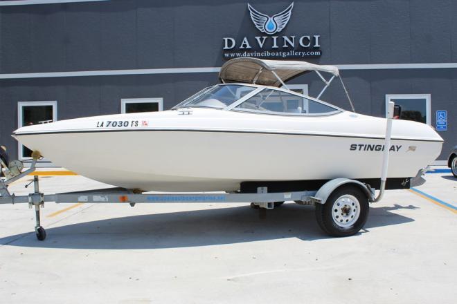 2006 Stingray 180 RX - For Sale at La Place, LA 70068 - ID 196160