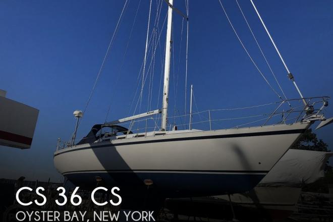 1979 Canadian Sailcraft 36 CS Traditional - For Sale at Oyster Bay, NY 11771 - ID 196075