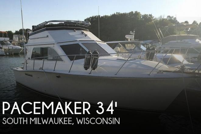 1989 Pacemaker 33 Convertible - For Sale at Milwaukee, WI 53204 - ID 195305