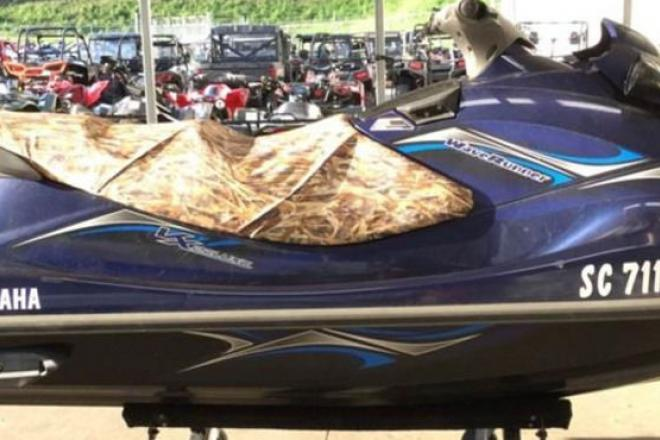 2014 Yamaha VX Deluxe - For Sale at Blairsville, GA 30512 - ID 196247