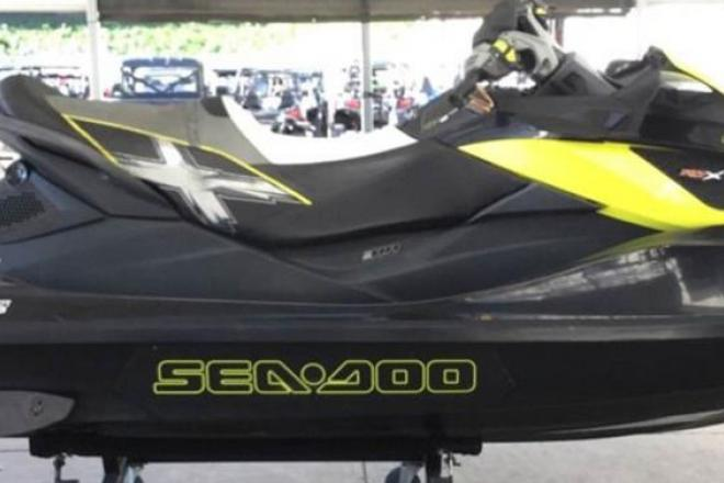 2012 Sea Doo 41CA - RXT X aS 260 - For Sale at Blairsville, GA 30512 - ID 196249