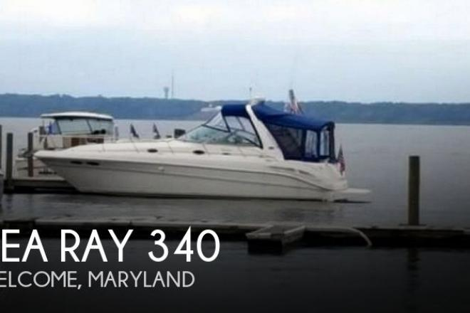 2001 Sea Ray 340 Sundancer - For Sale at Welcome, MD 20693 - ID 196264