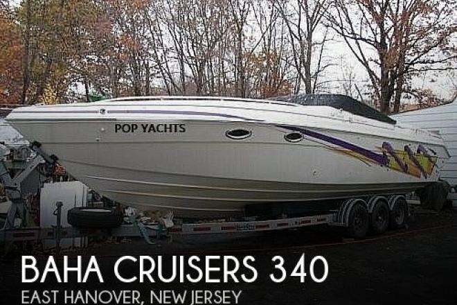 1996 Baha Cruisers Mach 1 340 Targa - For Sale at East Hanover, NJ 7936 - ID 195500