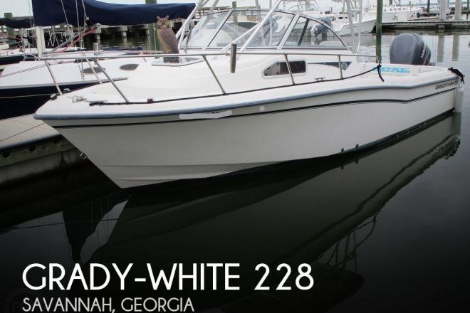 1999 Grady White Seafarer 228 G - For Sale at Savannah, GA 31411 - ID 196265