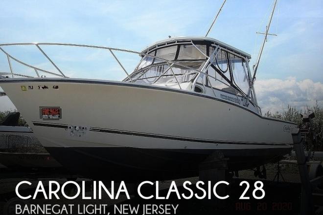 2002 Carolina Classic 28 - For Sale at Barnegat Light, NJ 8006 - ID 195715