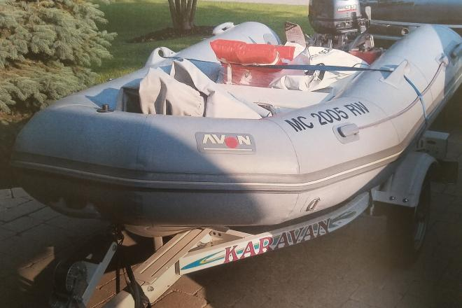 1999 Avon MC 2005 RW - For Sale at Brighton, MI 48116 - ID 196342
