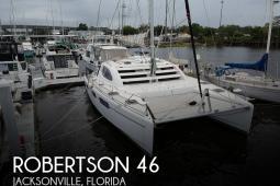 2008 Robertson & Caine Leopard 46