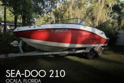 2012 Sea Doo 210 Challenger S
