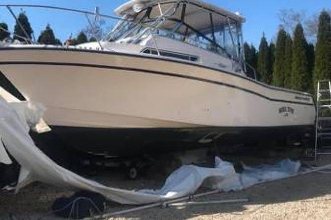 1996 Grady White 300 Marlin - For Sale at Flanders, NY 11901 - ID 196399
