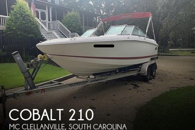 2012 Cobalt 210 - For Sale at Mc Clellanville, SC 29458 - ID 196078