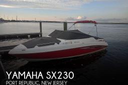 2008 Yamaha Sx230