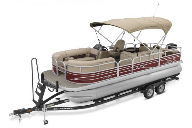 2021 Sun Tracker Sportfish 22DLX, 150HP - For Sale at Marrero, LA 70072 - ID 192792