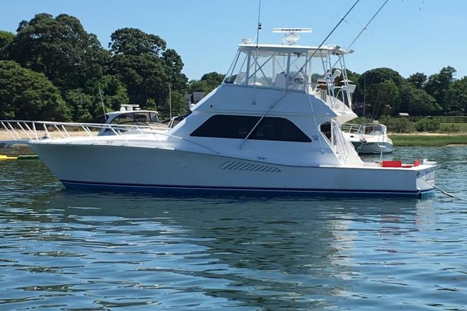 2000 Viking Sportfish Convertible - For Sale at Westport, CT 6880 - ID 196459