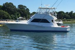 2000 Viking Sportfish Convertible