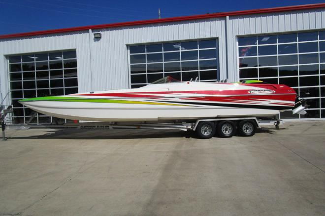 2008 Spectre 36 - For Sale at Osage Beach, MO 65065 - ID 196558