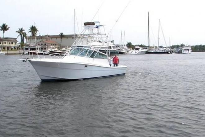 1987 Topaz 38 Sportfish - For Sale at Port Salerno, FL 34992 - ID 196567