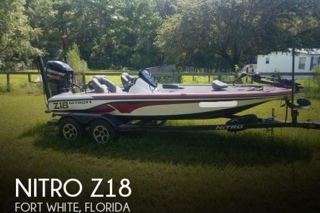 2017 Nitro Z18 - For Sale at Fort White, FL 32038 - ID 162057