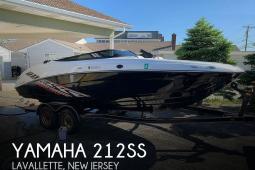 2008 Yamaha 212 SS