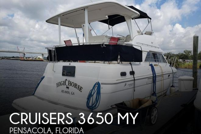1998 Cruisers 3650 MY - For Sale at Pensacola, FL 32507 - ID 196515
