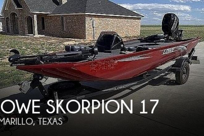 2019 Lowe Skorpion 17 - For Sale at Amarillo, TX 79106 - ID 196574