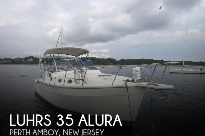 1988 Luhrs 35 Alura - For Sale at Perth Amboy, NJ 8861 - ID 194093