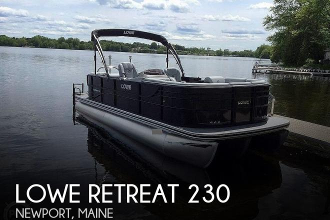 2020 Lowe 230 Retreat - For Sale at Newport, ME 4953 - ID 196438