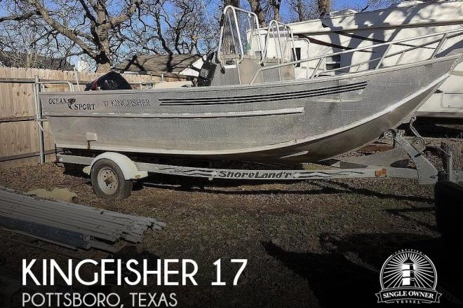 1996 Kingfisher 17 Ocean Sport - For Sale at Pottsboro, TX 75076 - ID 186042