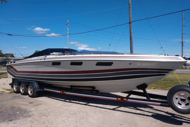 1984 Baja 32 Force - For Sale at Toledo, OH 43601 - ID 196805