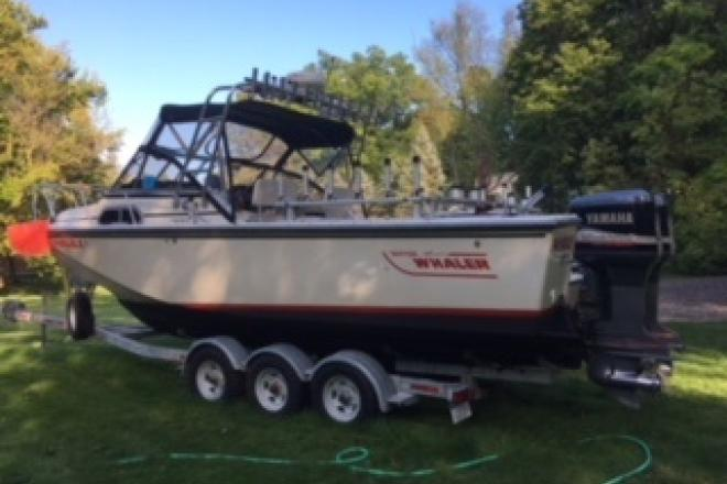 1986 Boston Whaler 27 - For Sale at Branson, MO 65615 - ID 196817