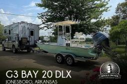 2019 G3 Boats Bay 20 DLX