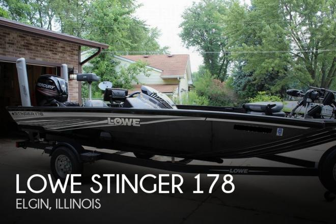 2017 Lowe STINGER 178 - For Sale at Elgin, IL 60123 - ID 193678