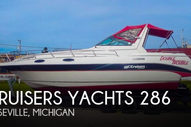 1987 Cruisers Rogue Sport 286S - For Sale at Caseville, MI 48725 - ID 195712