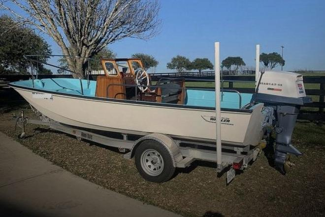 1969 Boston Whaler Nauset 17 - For Sale at Navasota, TX 77868 - ID 189893
