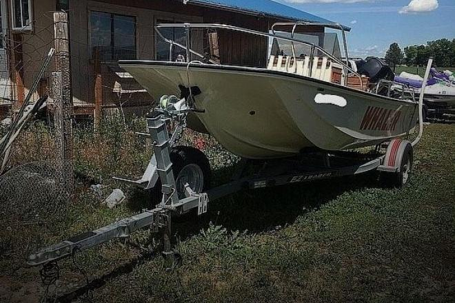 1975 Boston Whaler Montauk 17 - For Sale at Rexburg, ID 83440 - ID 195397