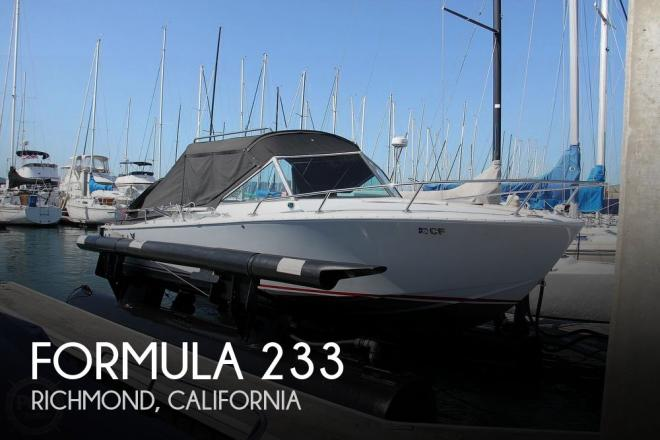 1972 Formula 233 - For Sale at Richmond, CA 94801 - ID 177151