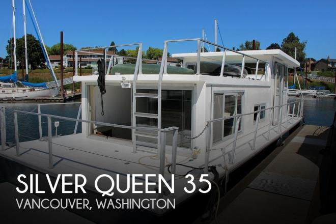 1972 Silver Queen 35 - For Sale at Portland, OR 97266 - ID 196317