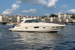 2010 Sea Ray 450 Sundancer® Boat