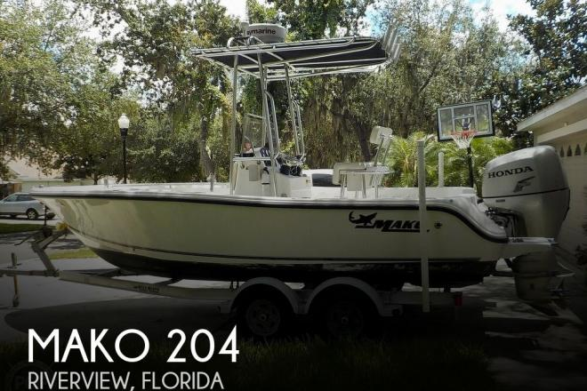 2008 Mako 204 Center Console - For Sale at Riverview, FL 33568 - ID 172504