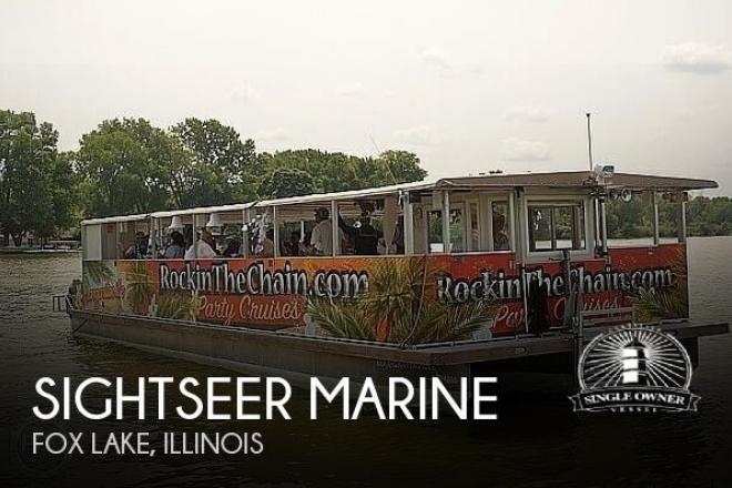 2008 Other Sightseer - For Sale at Fox Lake, IL 60020 - ID 195837