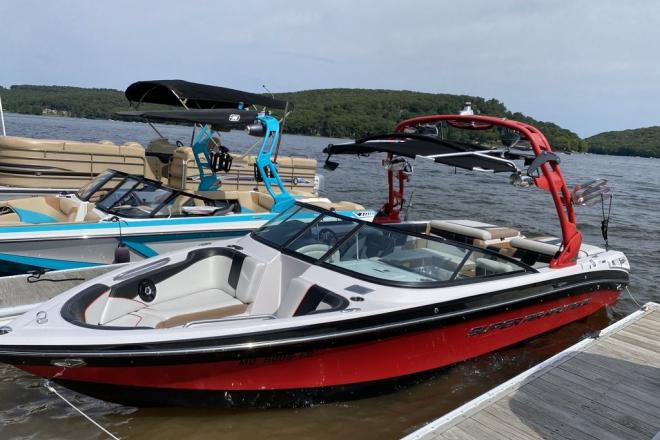 2012 Nautique 230 - For Sale at Oakland, MD 21550 - ID 197228