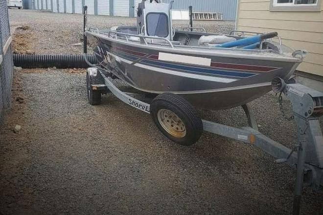 1996 Fish Rite Stealth 177 - For Sale at Brookings, OR 97415 - ID 193877