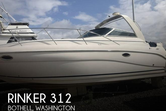 2003 Rinker 312 Fiesta Vee - For Sale at Bothell, WA 98012 - ID 195061